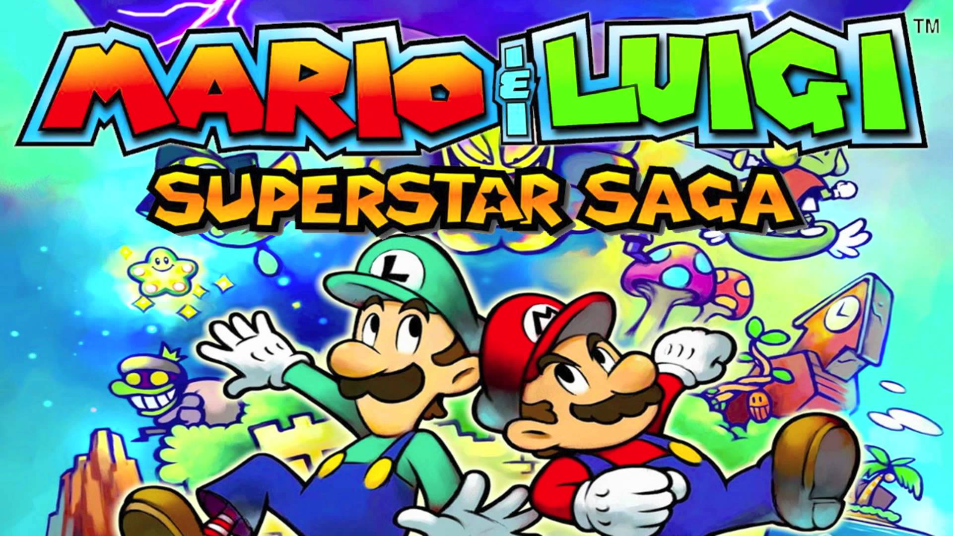 Mario y Luigi Superstar Saga Android