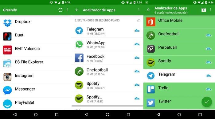 Mejores aplicaciones Android 7