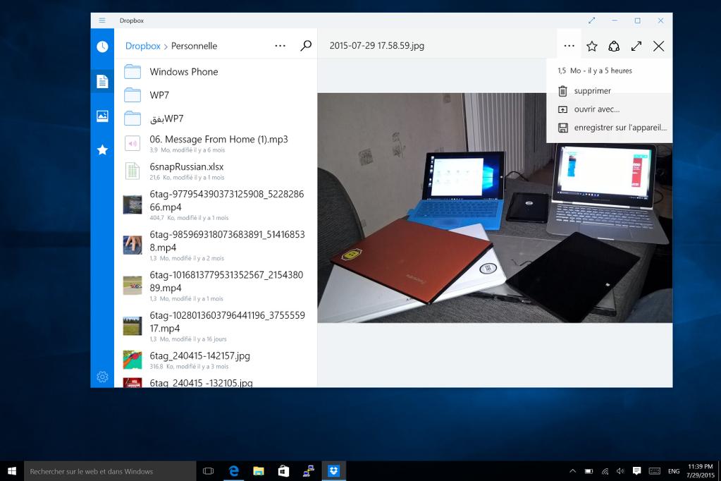 Mejores aplicaciones Windows 10 8