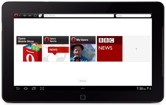 Mejores aplicaciones tablet