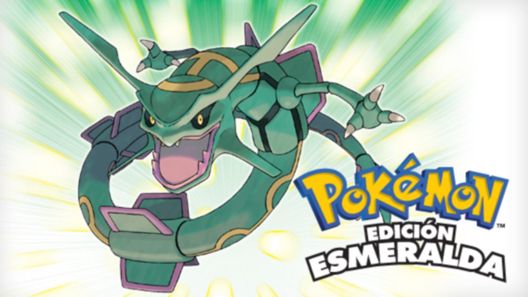 Pokémon Esmeralda trucos