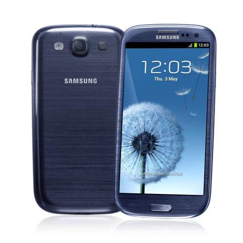 Reiniciar Samsung Galaxy S3