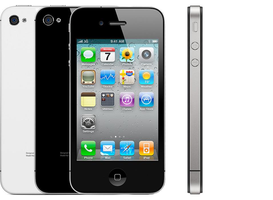 Restaurar fábrica iPhone 4