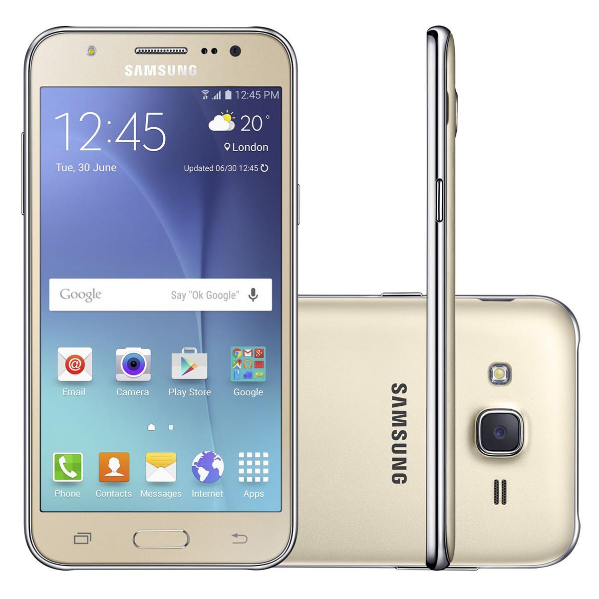 Borrar el historial de Samsung Galaxy J5 y J7