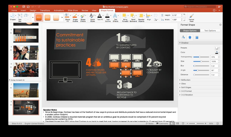 Descargar Microsoft PowerPoint 2016