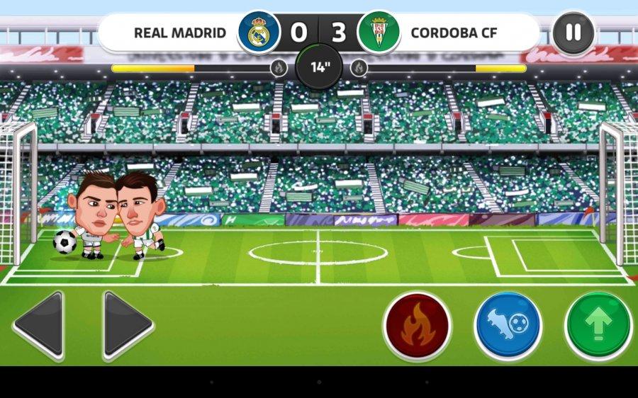 Head Soccer La Liga 2016 para Android