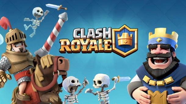 Iniciar torneo en Clash Royale