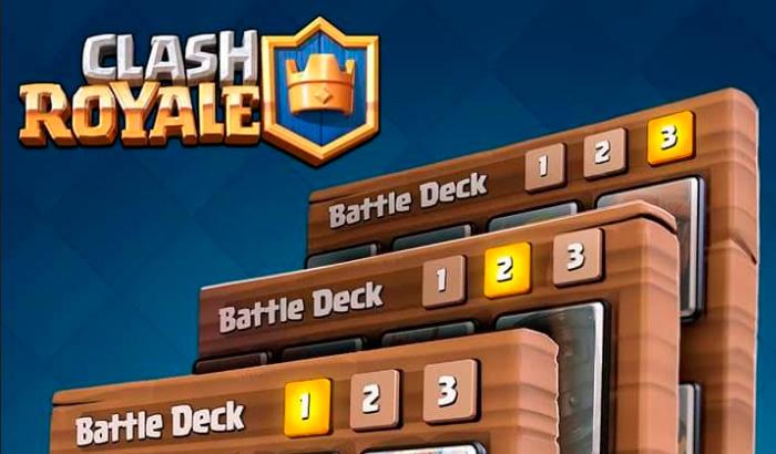 Los mejores mazos para ganar torneos en Clash Royale
