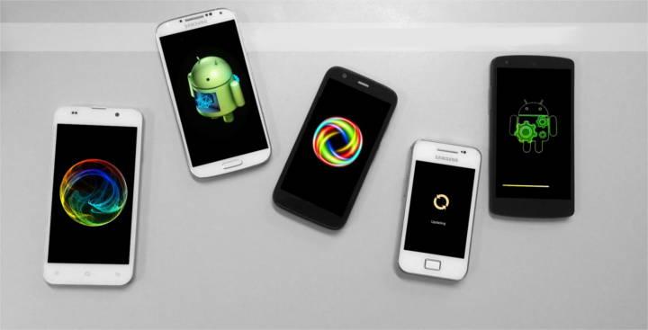 Mantener actualizado Android