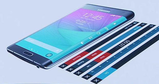 Poner reproductor de música en el panel lateral de Samsung Edge