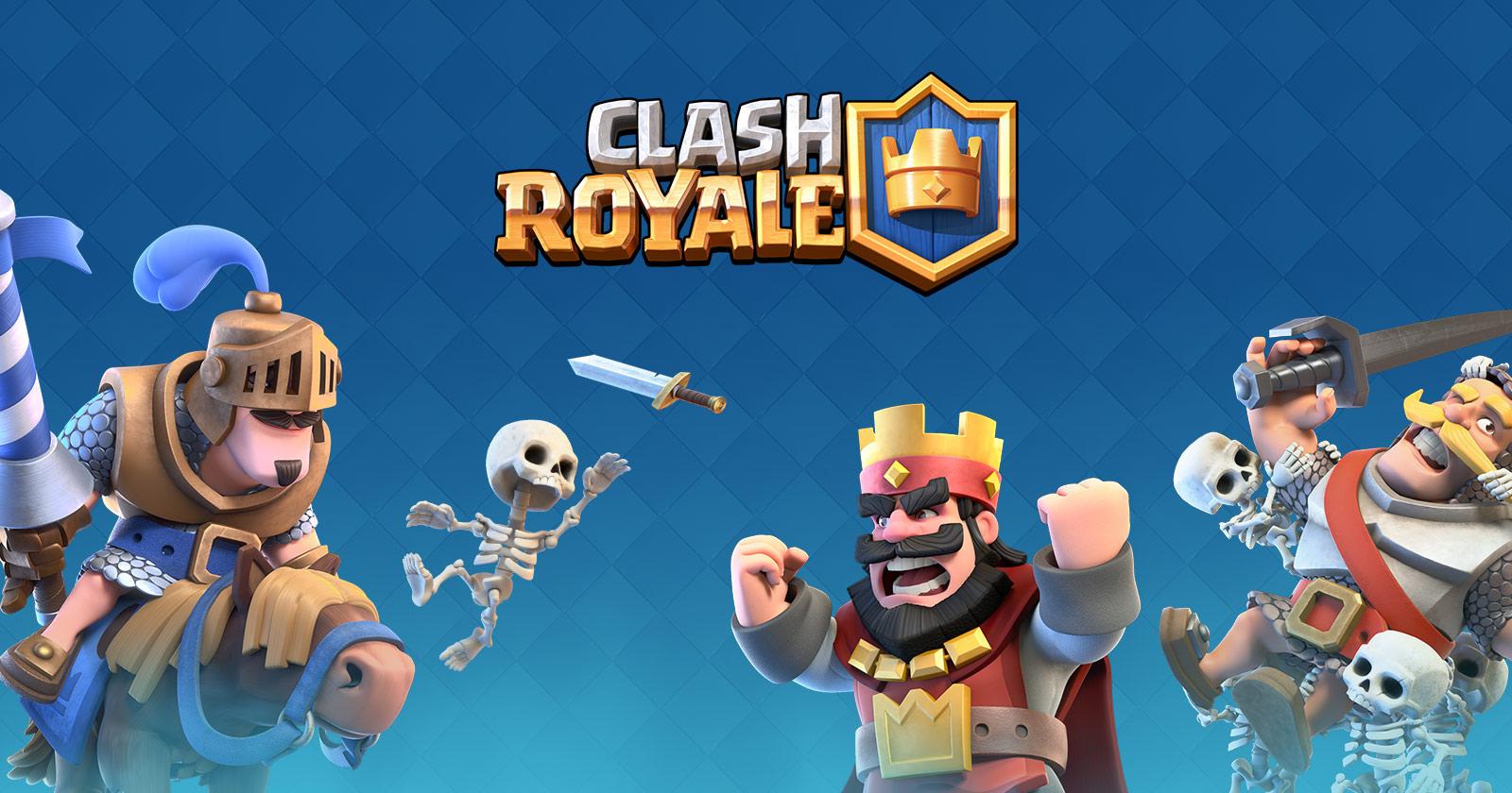 Reembolso de compras en Clash Royale
