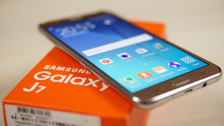 Saber si un Samsung Galaxy J7 es original