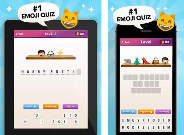 Soluciones Emoji Quiz