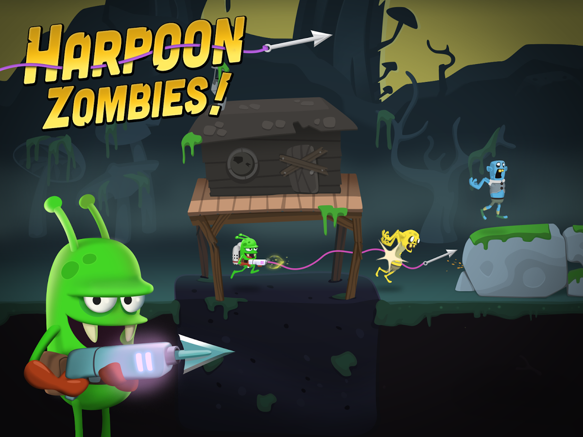 Zombie Catchers para Android