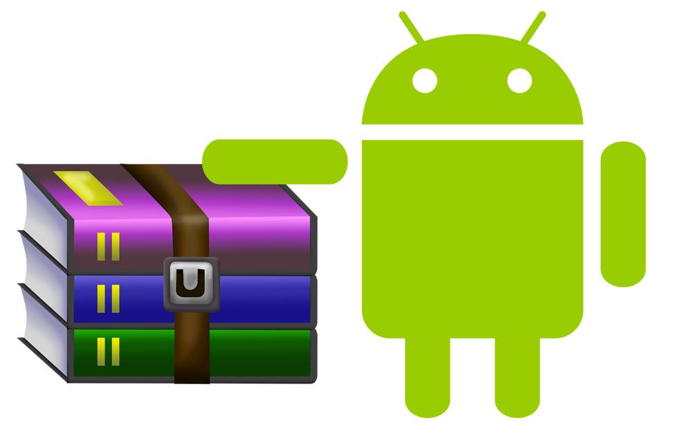 Android RAR ZIP