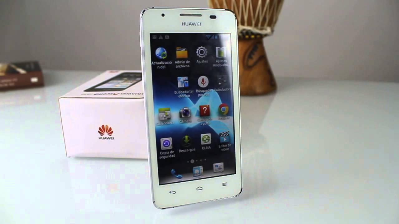 Aumentar la velocidad de Huawei G510