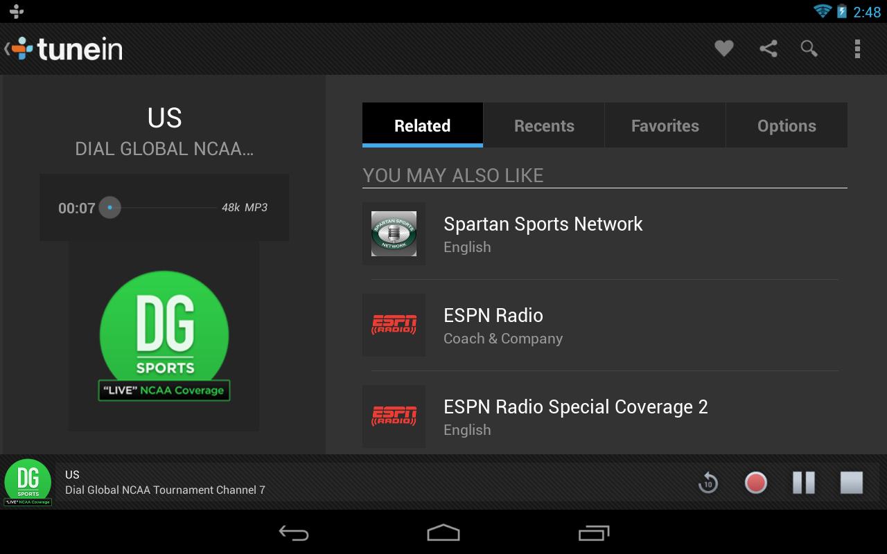 Cómo escuchar la radio en Samsung Galaxy S6