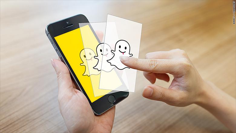 Cómo poner filtros en Snapchat