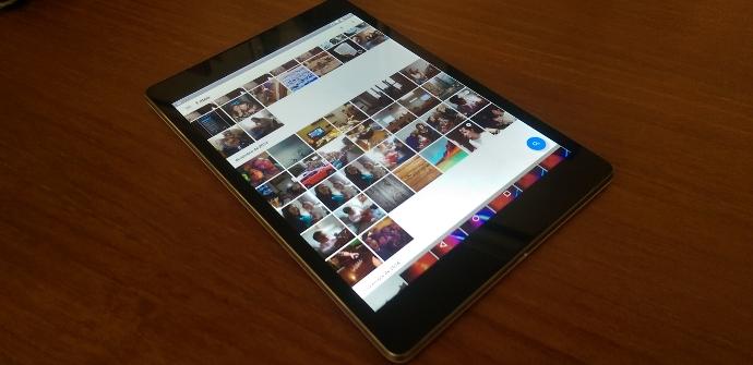 Ocultar fotos en la galería de Android