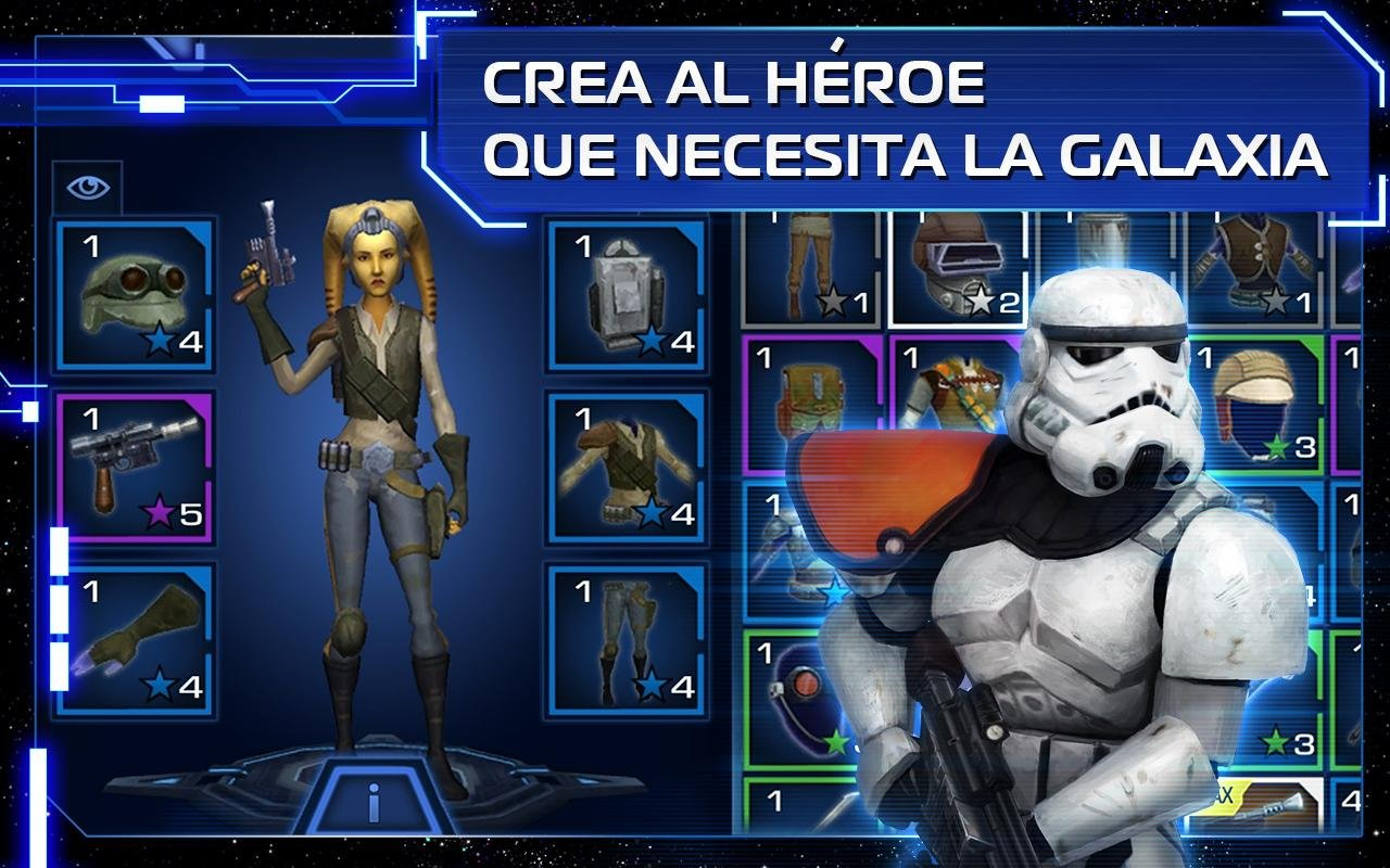 Star Wars Revolución para Android