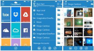 descargar CloudMesh para Windows Phone4