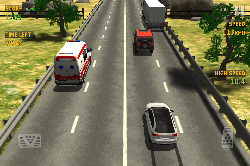 trucos-para-traffic-racer