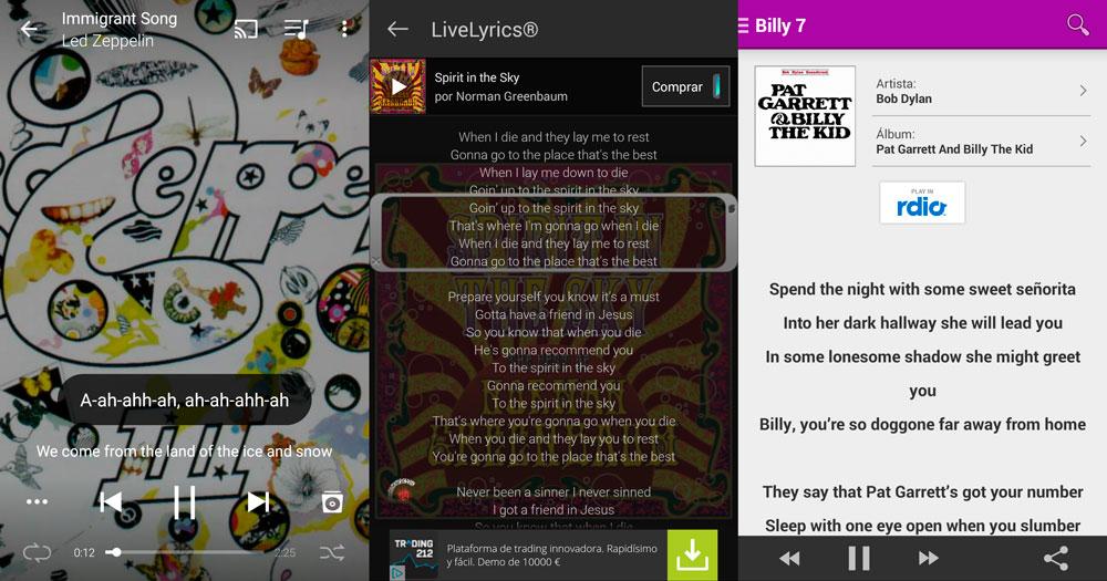 aplicaciones-letras-de-canciones