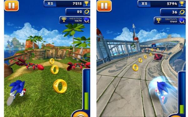 sonic-dash-5-mejores-juegos-para-lg