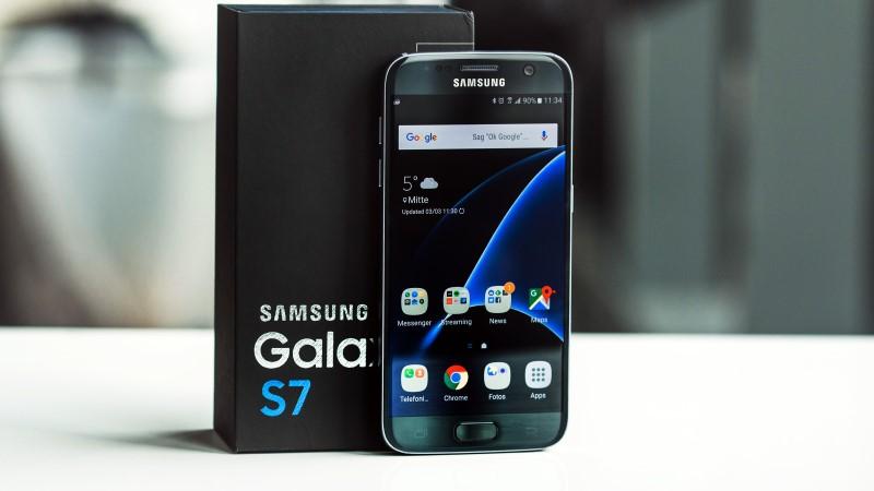 Liberar un Samsung Galaxy S7