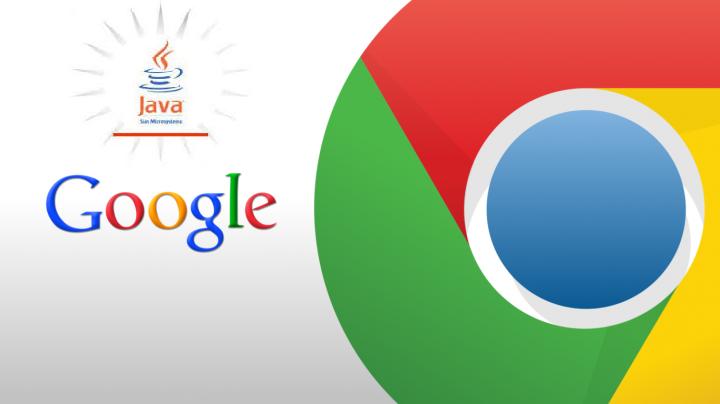Google Chrome para java